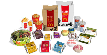 Design Business Association Mcdonald S Global Packaging
